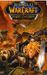 Couverture du tome 2 de la bande-dessinee World of Warcraft - Porte-Cendres