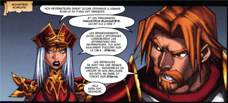 Whitemane (Bande-dessinée World of Warcraft - Porte-Cendres)