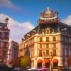 le restaurant Gastow's est dans le même bâtiment et dans le même quartier que le restaurant Gusteau dans le film Ratatouille.