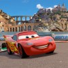 Francesco Bernoulli affronte Flash McQueen (Pixar)