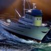 Finn Mc Missile cherche des plateformes pétrolières cachées (Cars 2 - Pixar)