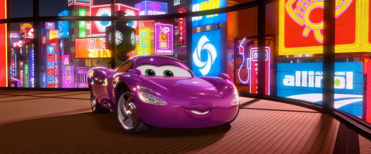 Holley Shiftwell (Pixar - Cars 2)