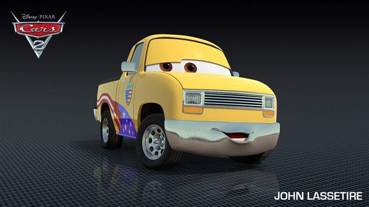 Cars_2_64 John Lassetire (John Lasseter)