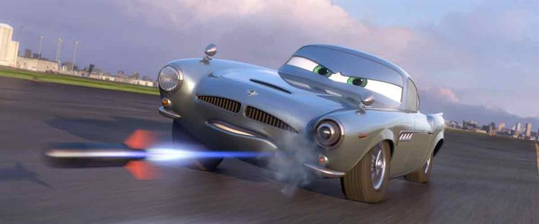Finn McMissile (Cars 2 - Pixar)