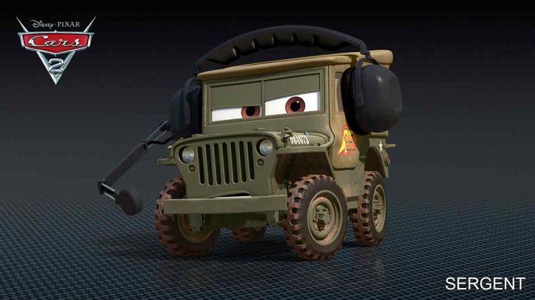 Cars_2_74 Sergent