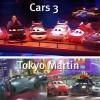 Des personnages de Cars 3 sont tirés de Tokyo Martin