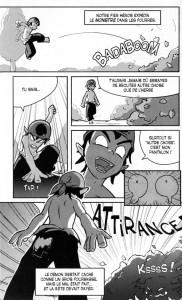 Page 2 du tome 1 de Dofus Arena : Minuit et des poussières