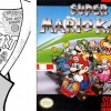 La cours de Drago Kart est une allusion au jeu Mario Kart (Dofus Tome 3)