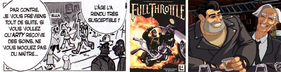 Ben des Putois est présent dans Dofus Manga Tome 3