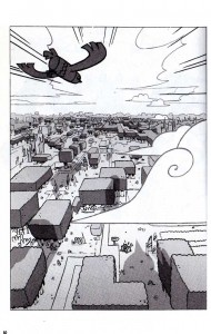 Page 1 du tome 3 de Dofus