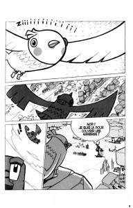 Page 2 du tome 3 de Dofus