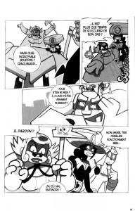 Page 4 du tome 3 de Dofus