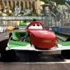 Francesco Bernoulli en Italie (Cars - Pixar)