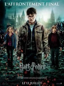 Affiche du film Harry Potter et les reliques de la mort part 2
