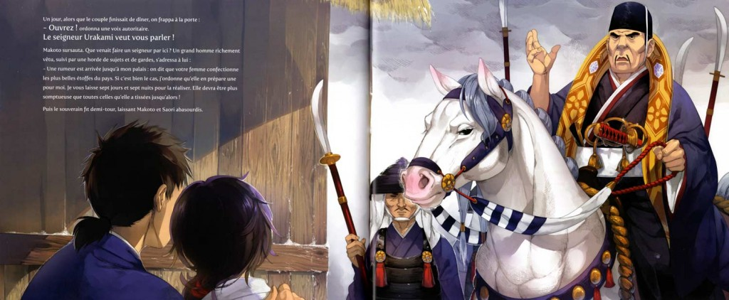 Page 27 : Le secret de la grue blanche (nobi nobi !)