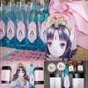 Illustrations de Shiitake faite pour des bouteilles de saké