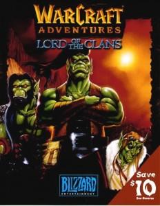 Boîte supposée du jeu vidéo Warcraft : Lord the of the Clans