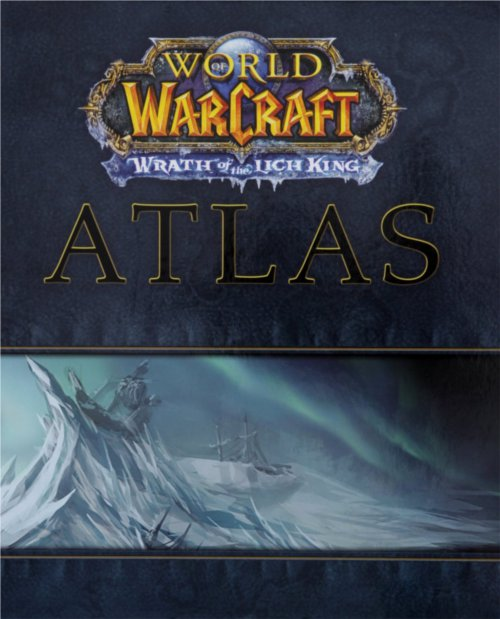 Guide Bradygames : Atlas de l'extension numéro 2 – la Colère du roi liche