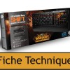 Image principale otakia du clavier SteelSeries World of Warcraft