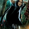Affiche teaser américaine Harry Potter avec Severus Rogue