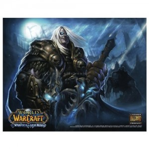 Tapis de souris Compad World of Warcraft Arthas