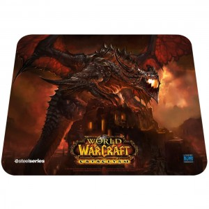 Tapis de souris World of Warcraft avec Aile de mort