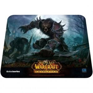 Tapis de souris World of Warcraft avec les worgens