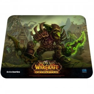 Tapis de souris World of Warcraft avec les gobelins