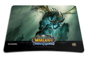 Tapis de souris World of Warcraft avec Sindragosa
