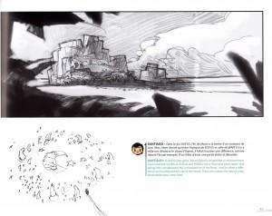 La morphologie de l'île de Moon a changée depuis Dofus