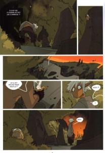 Page 4 du comics Boufbowl N°1