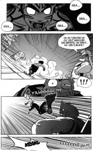 Page 4 du tome 2 de Dofus Arena (Ankama)