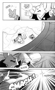 Page 7 du tome 2 de Dofus Arena (Ankama)