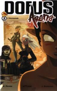 manga Dofus Arena Tome 3 (Akama)