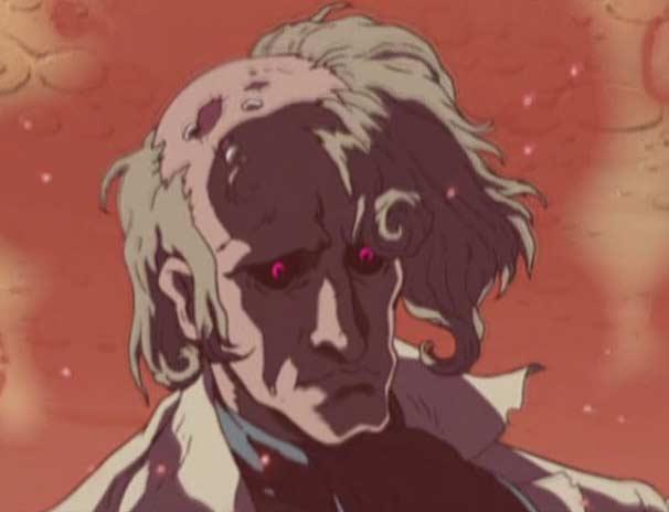 Les 4 Zombies sont des anciens collègues du professeur Daiba (Herlock, Endless Odyssey)