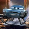 Finn McMissile peut se transformer en bateau hydroglisseur (Cars - Pixar)