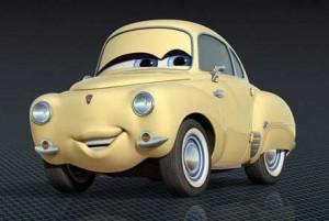 Mama Topolino (Pixar - Cars 2)