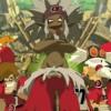 Kriss la Krass est le capitaine des Bouftons Rouges
