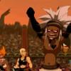 Kriss la Krass est devenu le capitaine des Brak-assé (Wakfu)