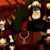 Les Brak'n'Black veulent régler leur compte avec Maude sur le terrain (Wakfu)