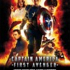 Affiche franaise du film Capitain America
