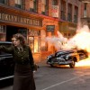 Explosion  New York (Capitaine America)