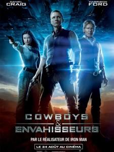 Affiche du film Cowboys et Envahisseurs