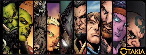 Header otakia futurs comics Warcraft 2011