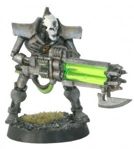 Immortel Necron (Warhammer 40.000)
