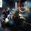 Publicité Mac donald du film Tintin (Spielberg)