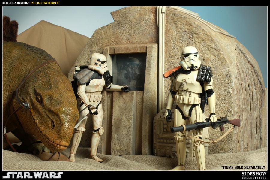 Diorama Star Wars (Sideshow Collectibles)