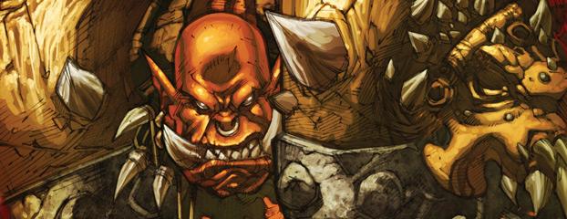 Warcraft : Image de Garrosh Hurlenfer