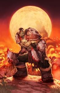 Un orc sanguinaire (Warcraft)