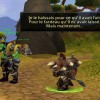 Thrall raconte à Garrosh le passé de son père Grom dans l'extension la légion Ardente (World of Warcraft)